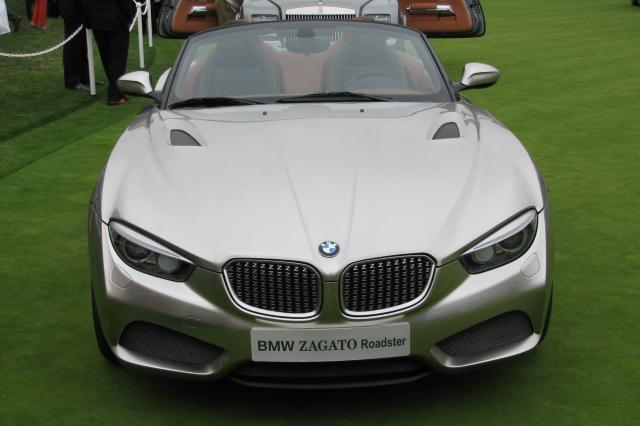 2012 BMW Z4 E89 Zagato 2