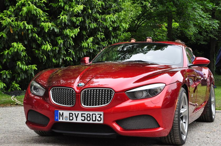 2012 BMW Z4 E89 Zagato Coupe