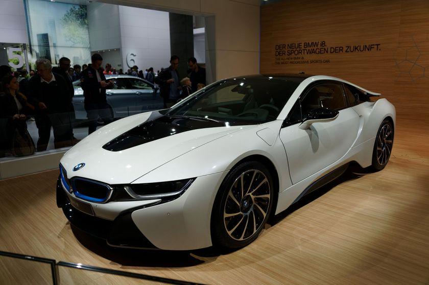 2013 BMW i8 IAA