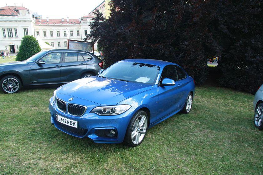 2014 BMW 220d