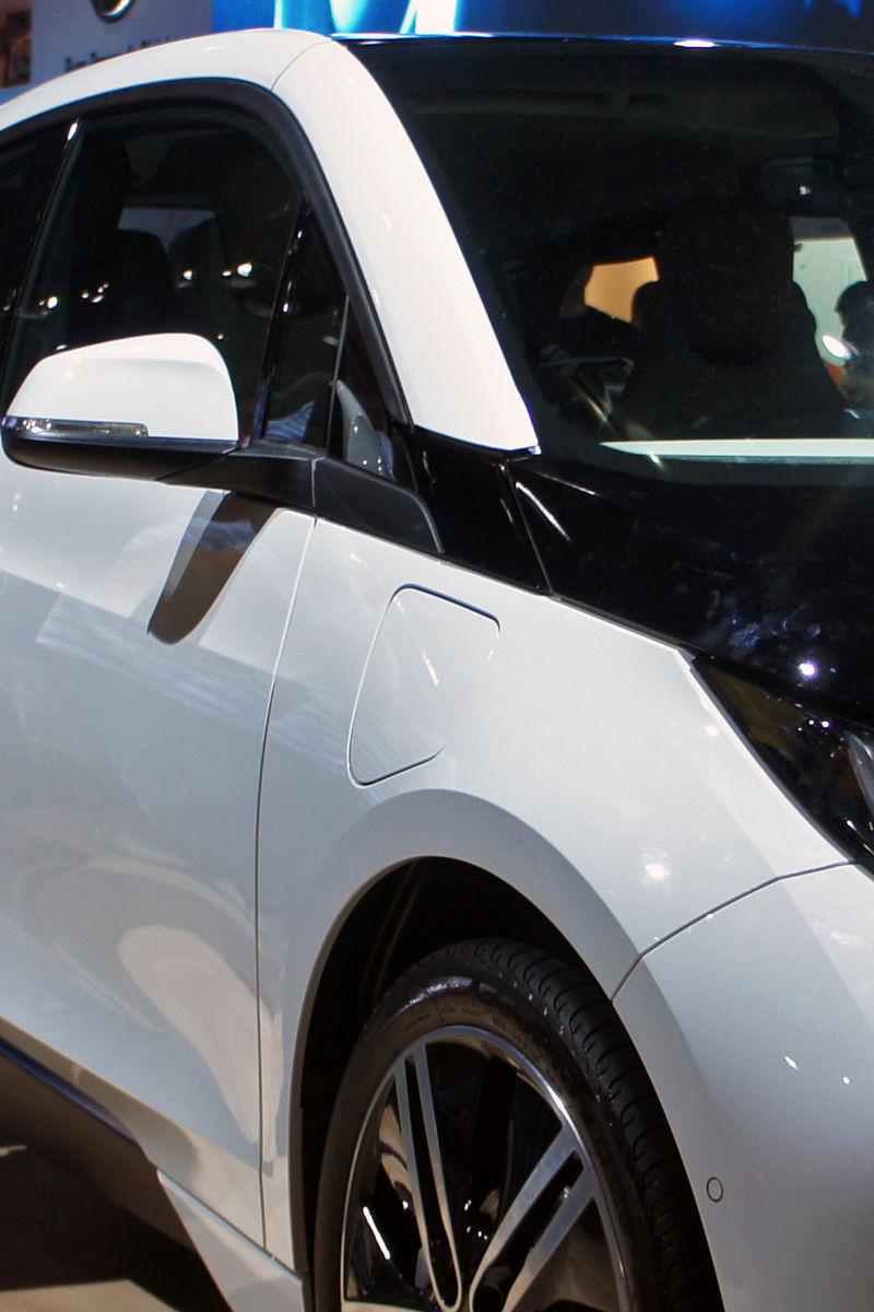 2014 BMW i3 REx SAO