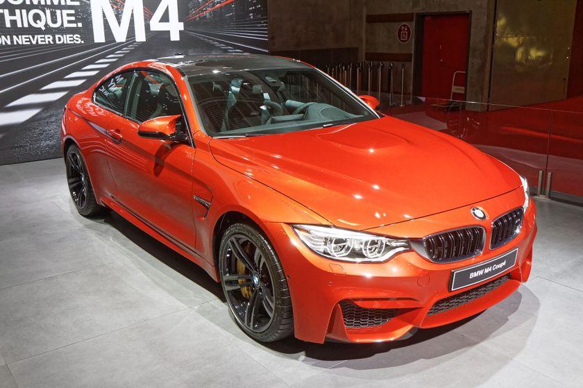 2014 BMW M4 Coupé 03