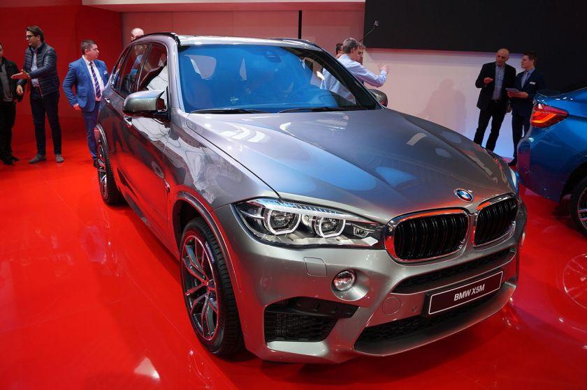 2015 BMW X5 M (MSP15)