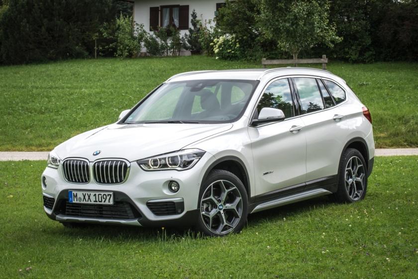 2016 BMW X1 xDrive25d (F48)
