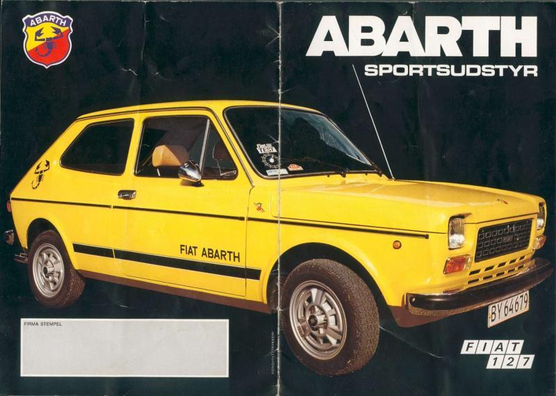 Abarth 127