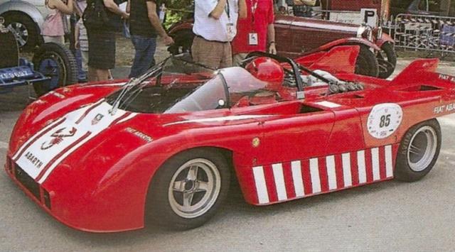 Abarth 3000 Prototipo a