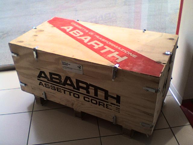 Abarth cassettakit