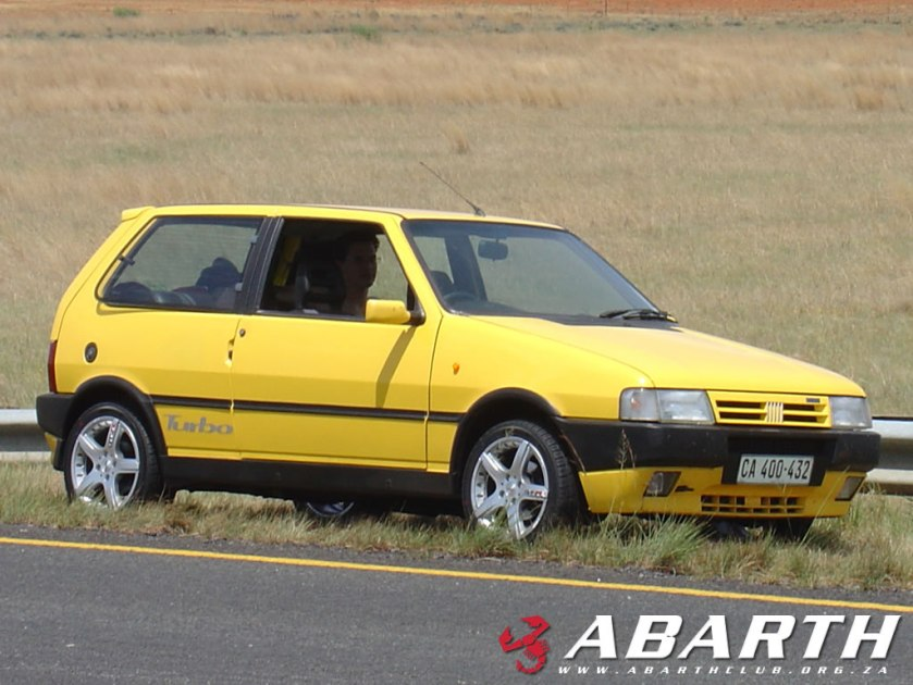 Abarth Fiat Uno Turbo