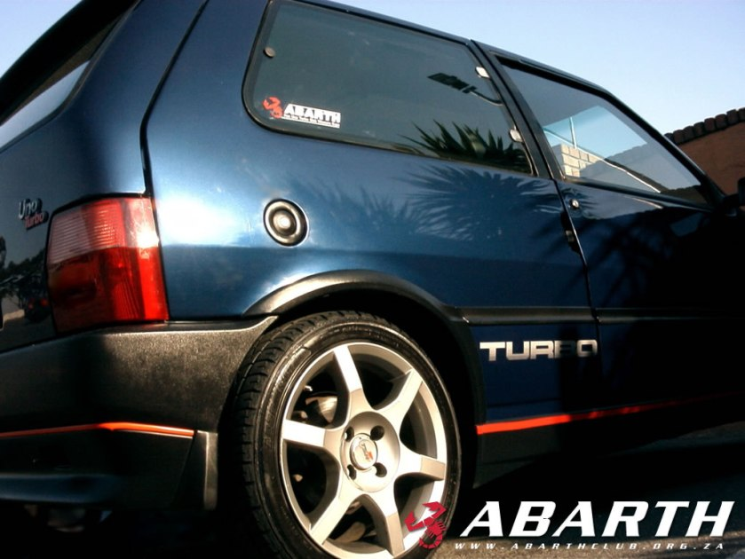 ABARTH Fiat Uno