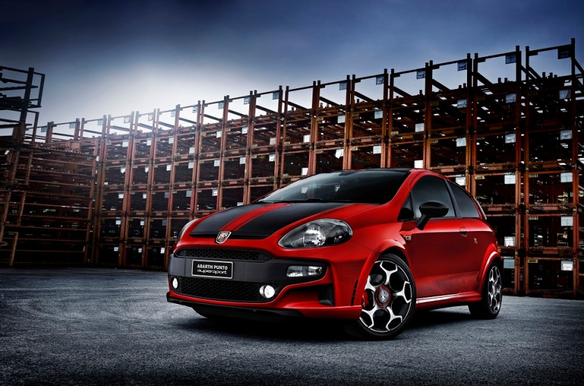 Abarth Punto SuperSport 1