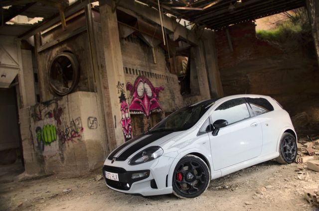 Abarth Punto SuperSport 2
