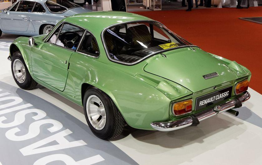 Alpine A110 1600SX