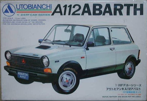 Autobianchi A112 Abarth 959 Nitto