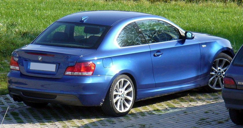 BMW 1series Coupé E82