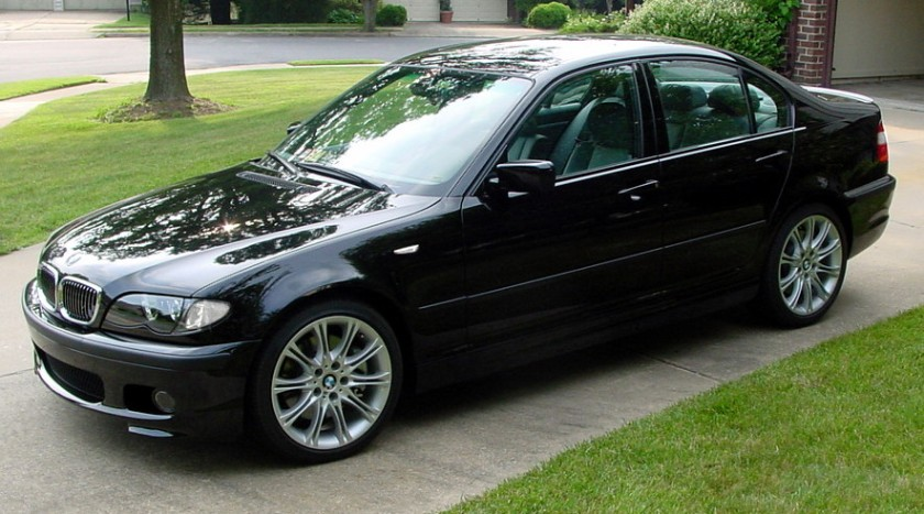 BMW 3 Series Sedan (E46) w Performance Package