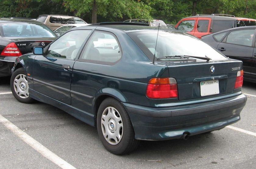 BMW-318ti E36