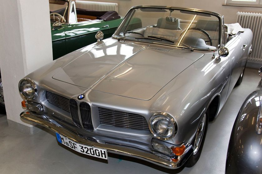 BMW 3200 CS convertible