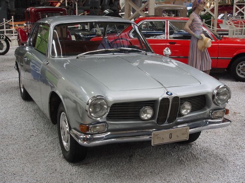 BMW 3200 CS Silver