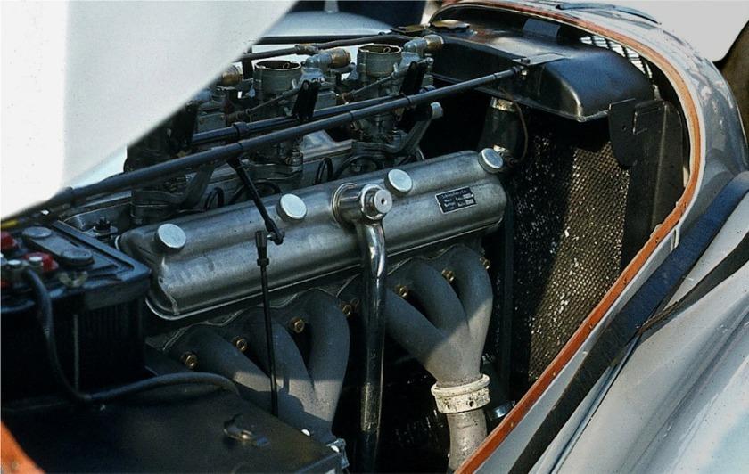 BMW 328 6-Zylinder-Motor