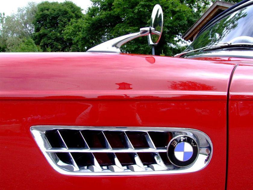 BMW 507 3