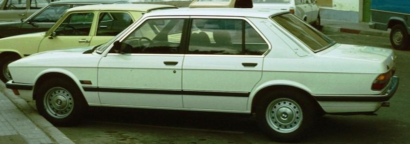 BMW 520 E28 El Medano