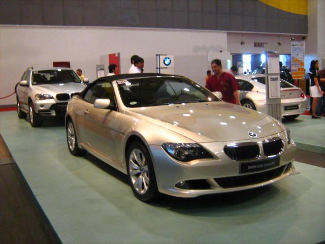 BMW 6-Series Cabriolet E63-E64