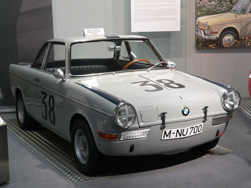 Bmw 700 sport 1 Race-Prepared
