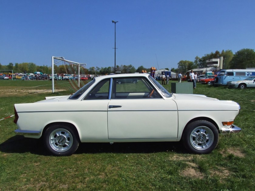 BMW 700 Sport LS Coupe
