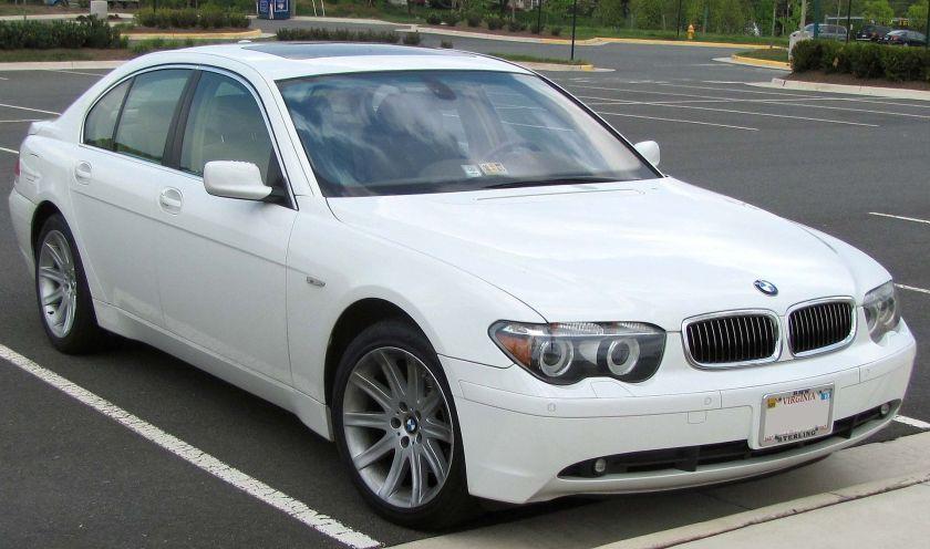 BMW 745i 2