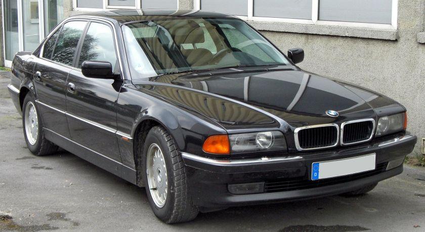 BMW 7er (E38) 20090314 front