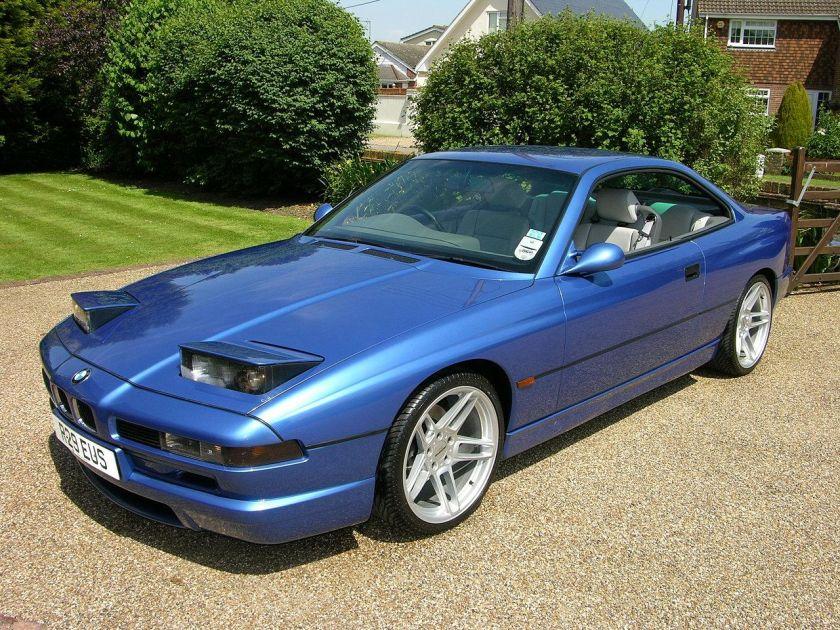 BMW 840 Ci Sport front BMW 8 Series (E31)