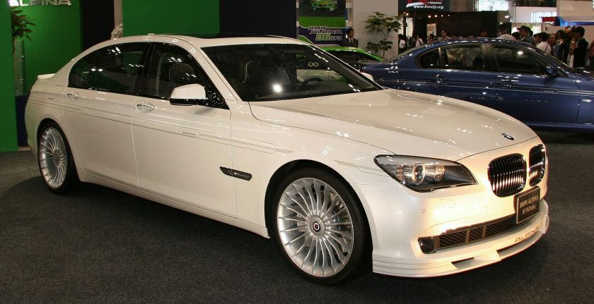 BMW Alpina B7 BiTurbo Limousine Long