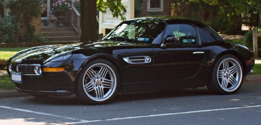 BMW Alpina Z8 hardtop