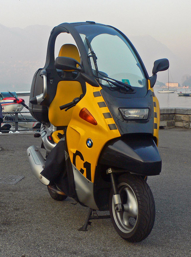 BMW C1 FF 200 (frontale)