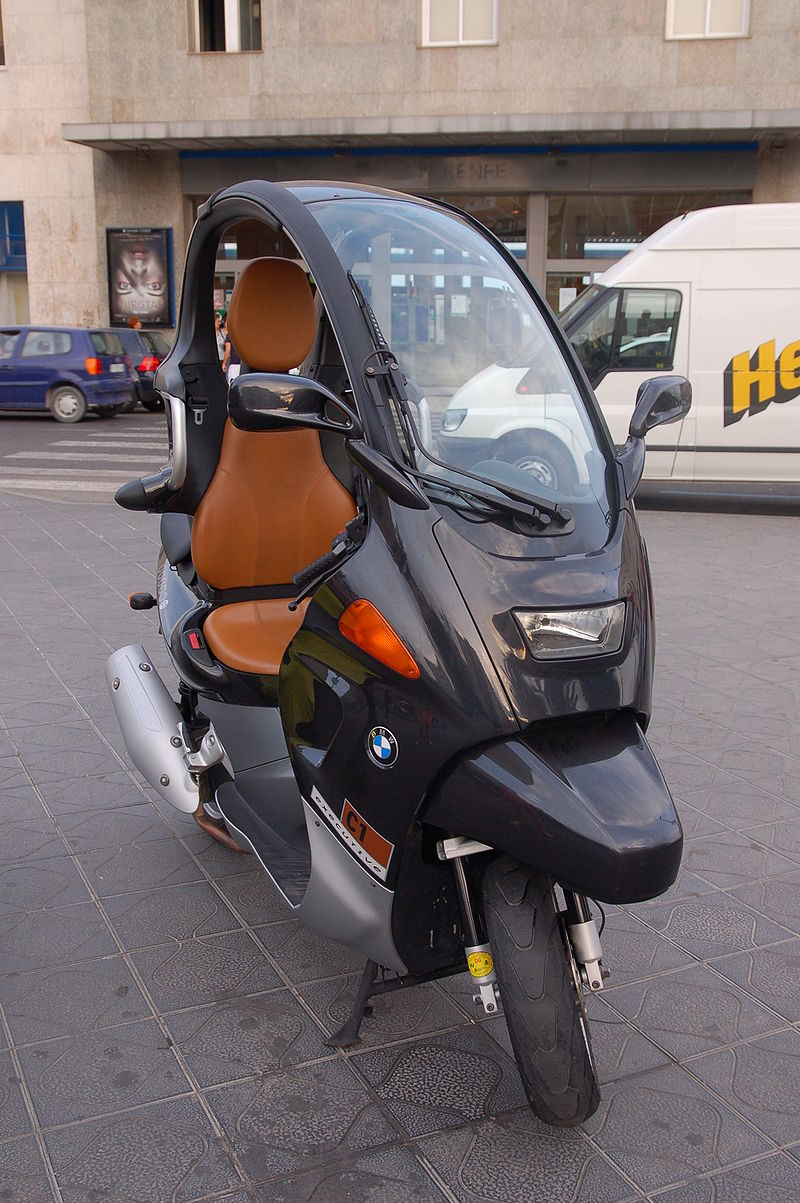 BMW C1executive1 scooter