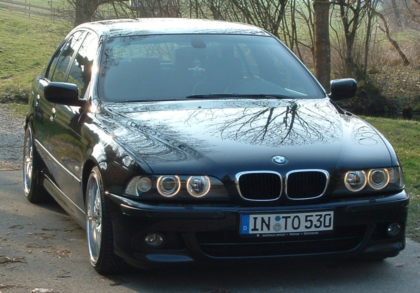 BMW E39 gotttobi Angel Eyes Msport