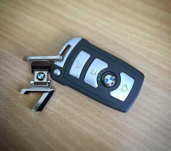 BMW E65 Key Fob