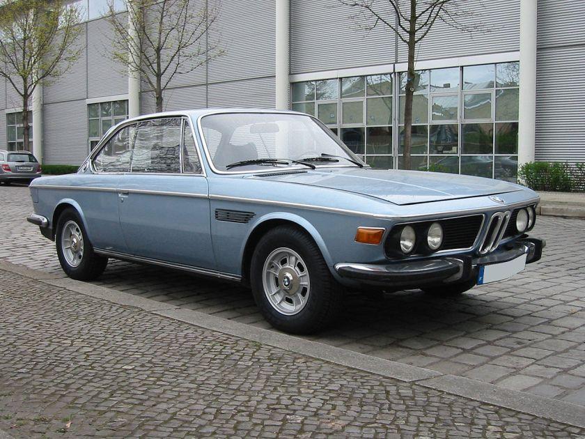 BMW E9 CSa