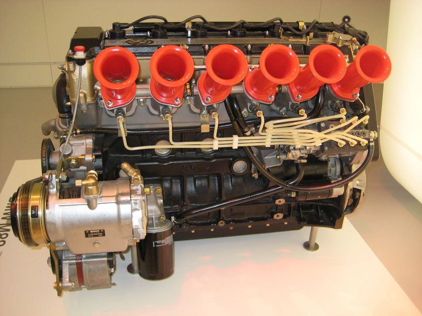 BMW Engine M88 from a M1