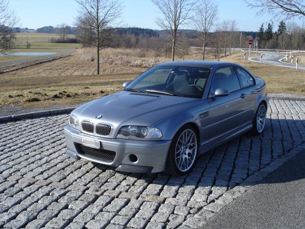 BMW M3-csl E46