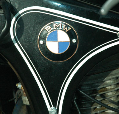 BMW R35-roundel