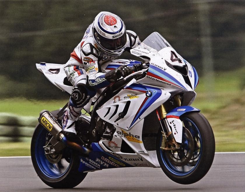 BMW S1000RR race