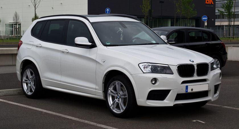 BMW X3 M-Sportpaket (F25)