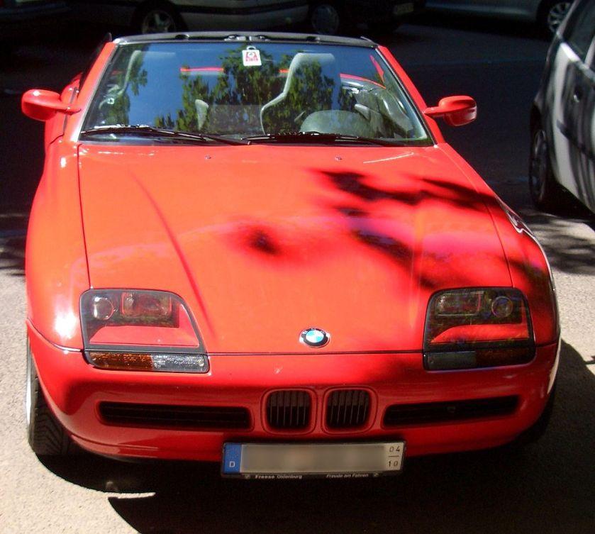BMW Z1 front