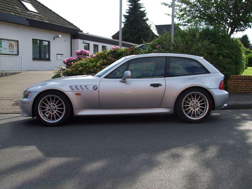 BMW-Z3-Coupé