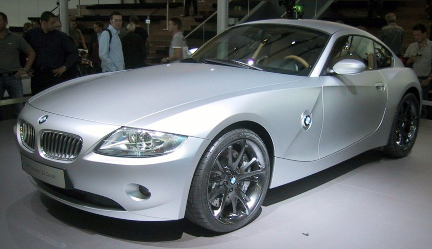 BMW Z4 Coupe (E86)