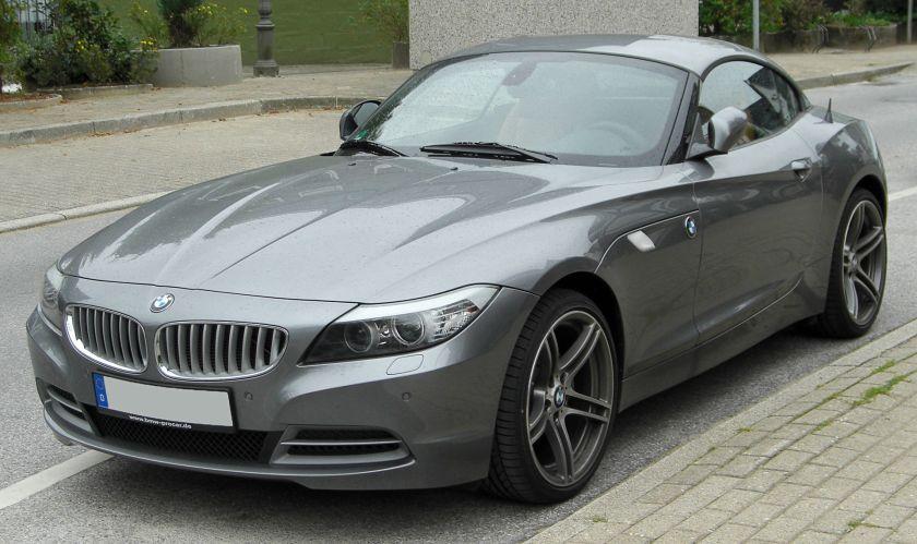 BMW Z4 (E89) front