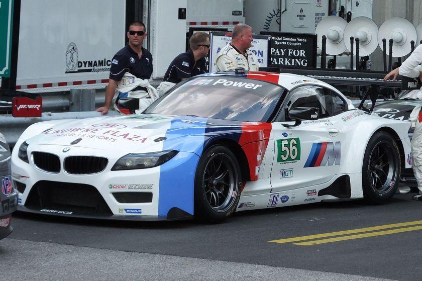 BMW Z4 GTE 56 E89