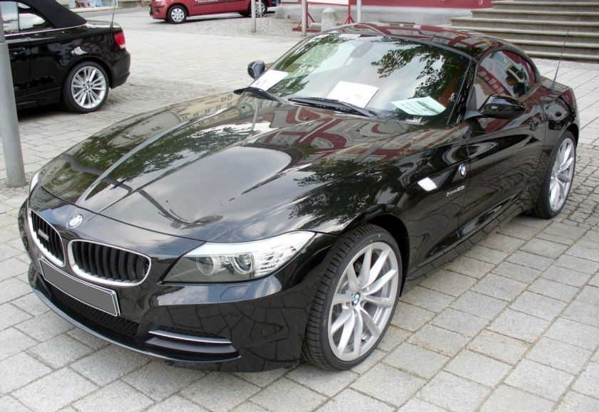 BMW Z4 sDrive23i (E89) BMW_E89_Z4_sDrive23i