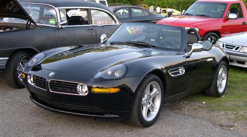BMW Z8 01